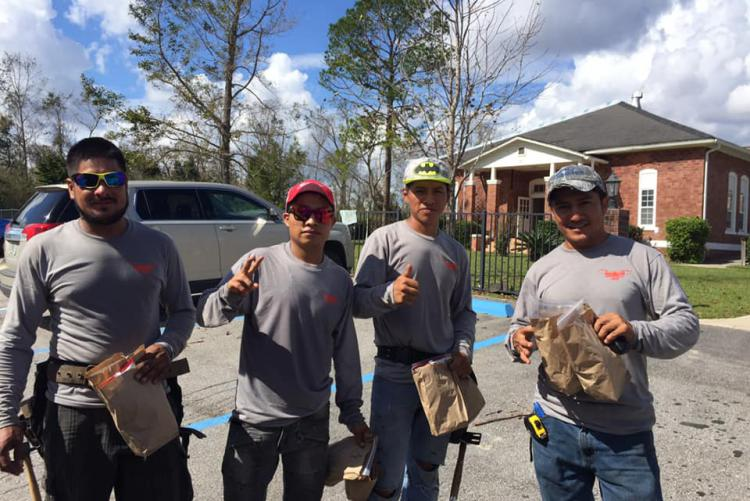 NHS Culinary Arts Students Assist Bay County