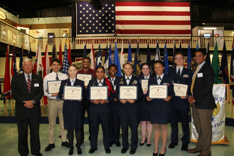 Eglin AFA Hosts 2019 Education Recognition Night