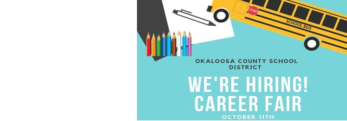Okaloosa County School District Career Fair
