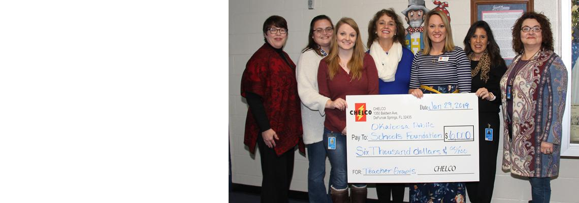 CHELCO Teacher Grants - Laurel Hill